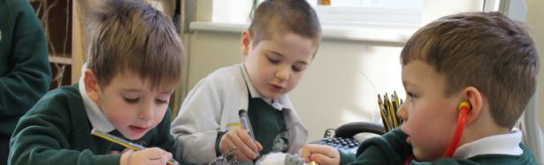Life at Dogmersfield C.E (Aided) Primary School
